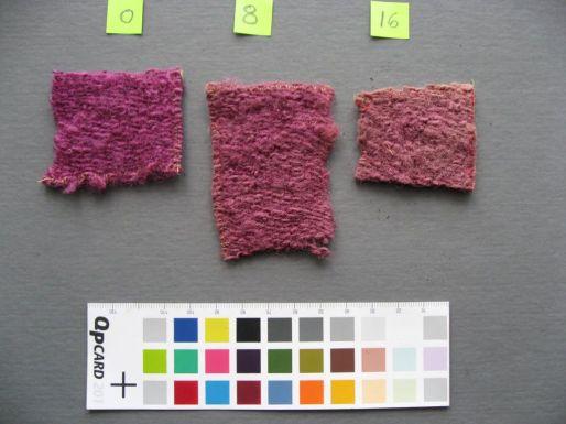 farver med skivelav